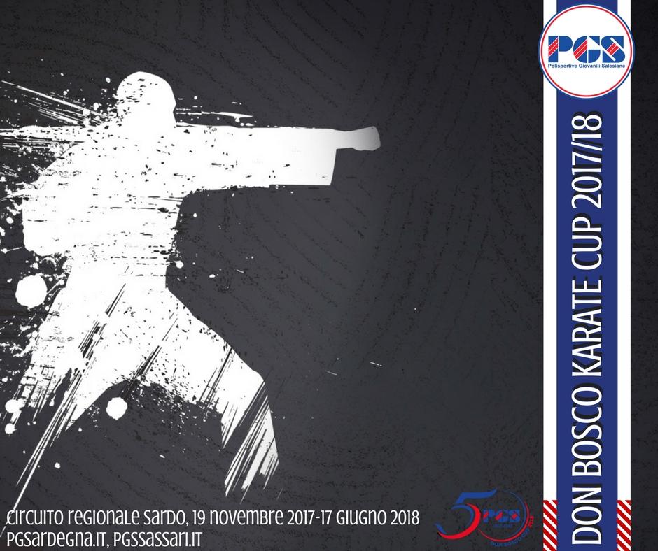 DON BOSCO KARATE CUP 2017/2018