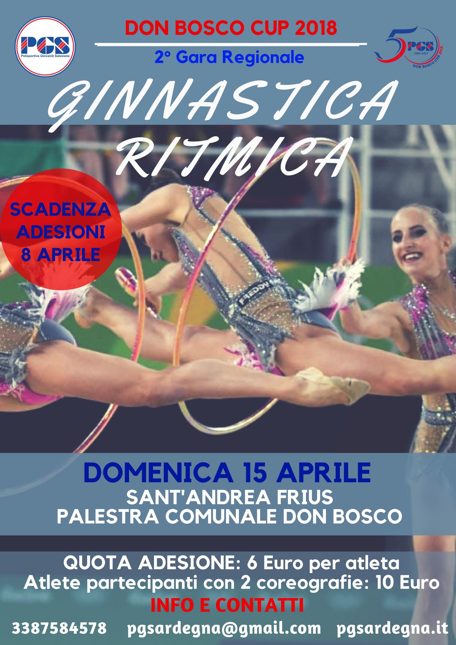 (Italiano) II PROVA REGIONALE GINNASTICA RITMICA