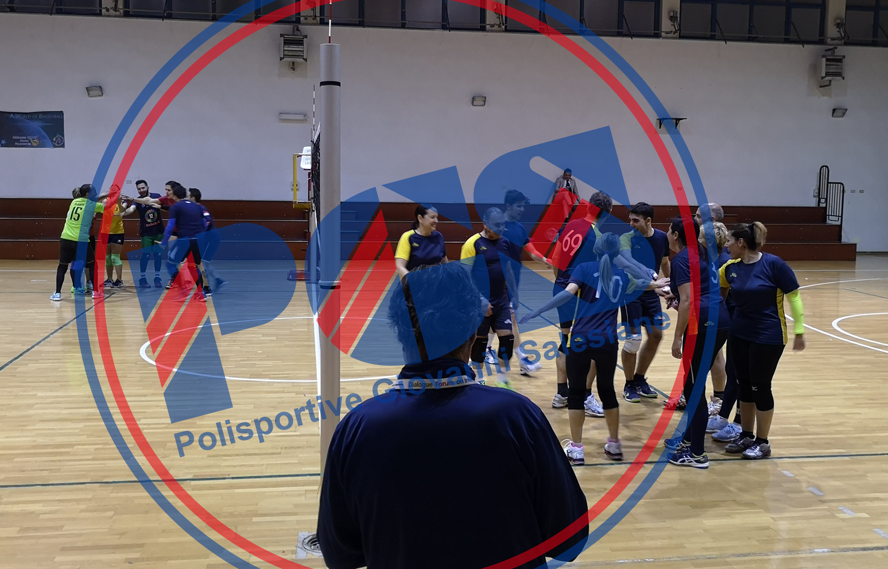 Campionato primaverile amatoriale misto di pallavolo: classifica al 10/05/2019