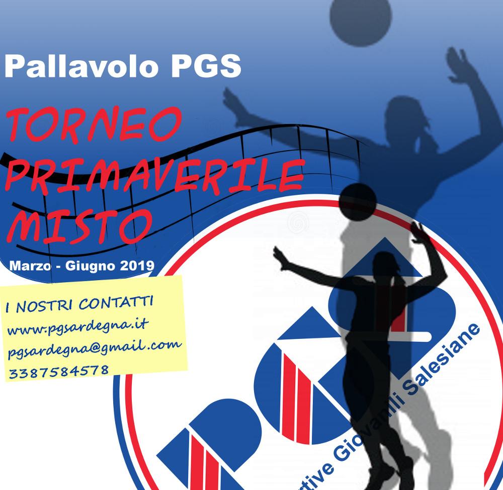 Comunicato n° 4 Campionato Primaverile Amatoriale Misto Pallavolo