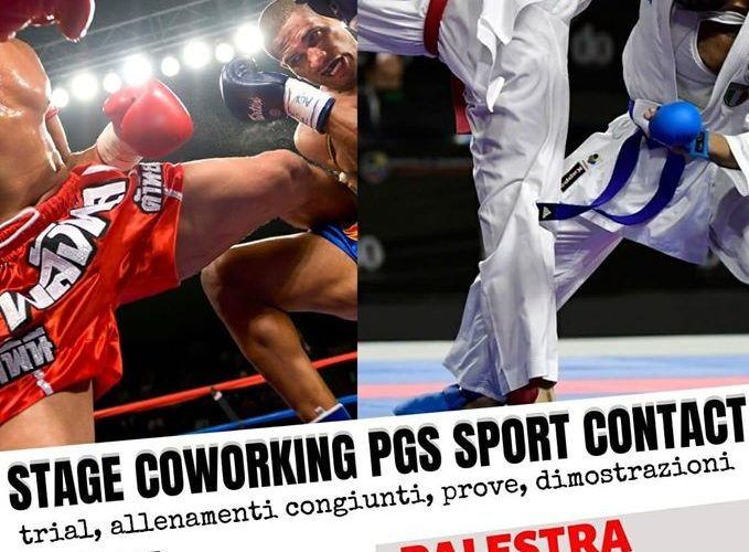 STAGE COWORKING PGS SPORT CONTACT