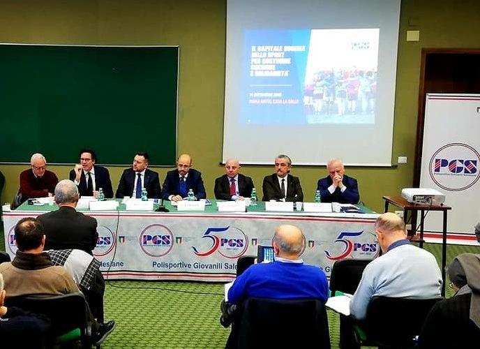 """Sport e terzo settore, incontro polisportive salesiane Convegno a Roma """"per costruire coesione e solidarietà"""""""