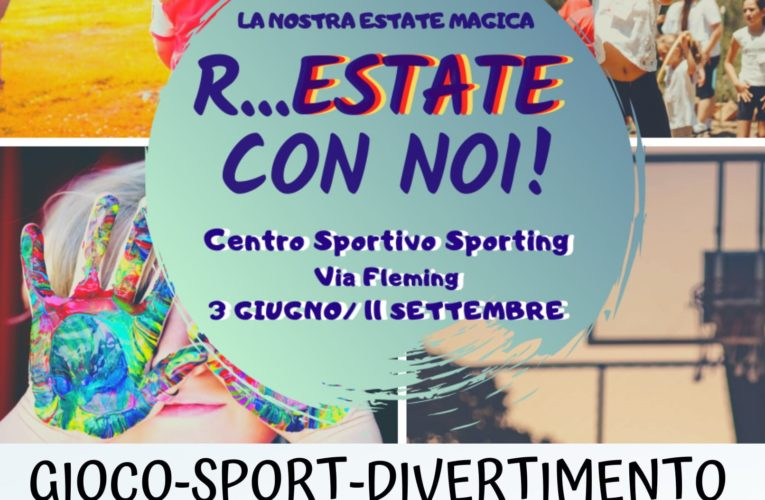 R…Estate Con Noi: Centro estivo & Junior Camp PGS