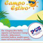 Summer Camp Riu Saliu